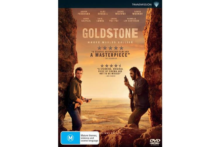 Goldstone DVD Region 4