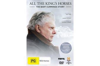 All the Kings Horses The Bart Cummings Story DVD Region 4