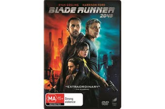 Blade Runner 2049 DVD Region 4
