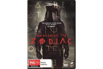 Awakening the Zodiac DVD Region 4