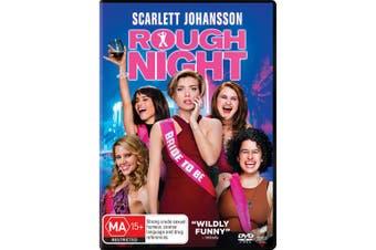 Rough Night DVD Region 4