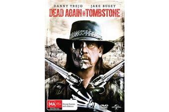 Dead Again in Tombstone DVD Region 4