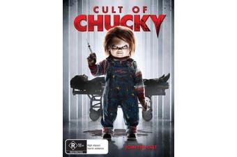 Cult of Chucky DVD Region 4