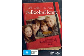 The Book of Henry DVD Region 4