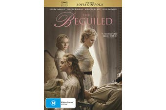The Beguiled DVD Region 4