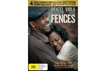 Fences DVD Region 4