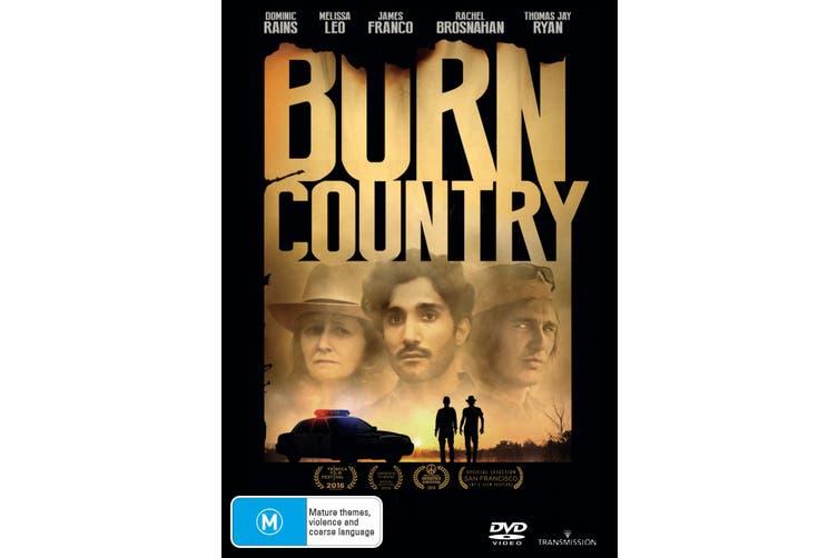 Burn Country DVD Region 4