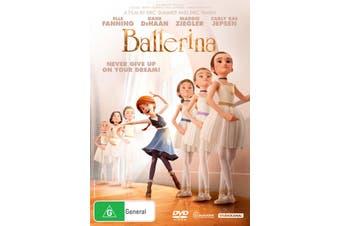 Ballerina DVD Region 4