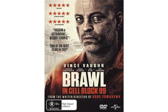 Brawl in Cell Block 99 DVD Region 4