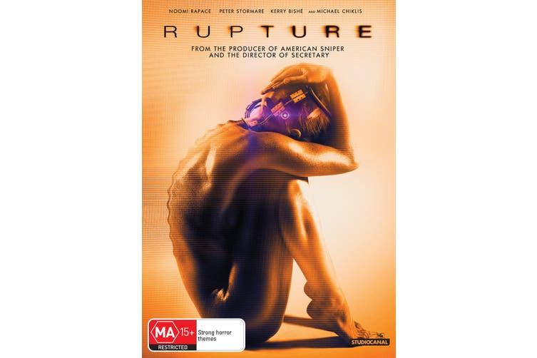 Rupture DVD Region 4