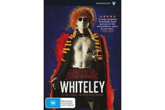 Whiteley DVD Region 4