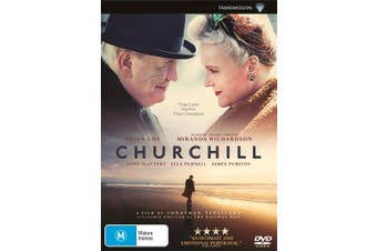 Churchill DVD Region 4