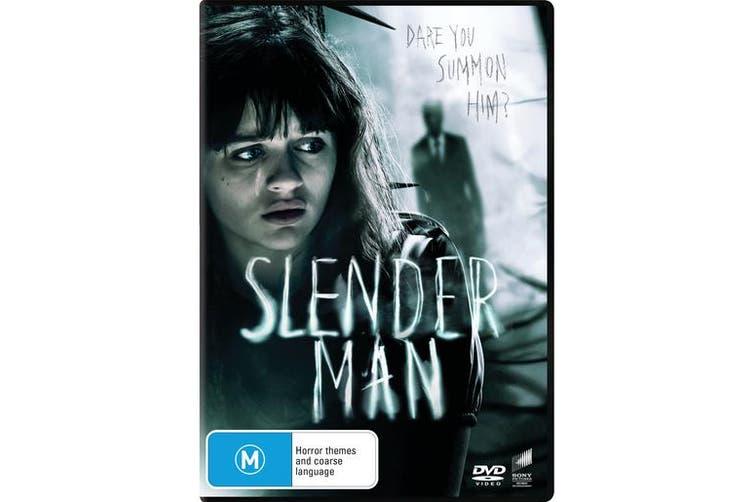 Slender Man DVD Region 4