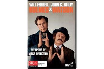 Holmes and Watson DVD Region 4