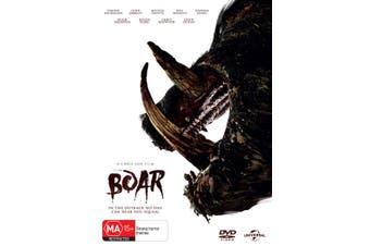 Boar DVD Region 4
