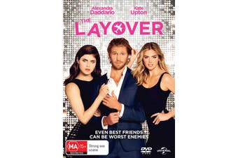 The Layover DVD Region 4