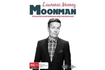 Lawrence Mooney Moonman DVD Region 4
