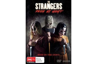 The Strangers Prey at Night DVD Region 4