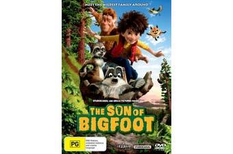 The Son of Bigfoot DVD Region 4