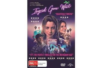 Ingrid Goes West DVD Region 4