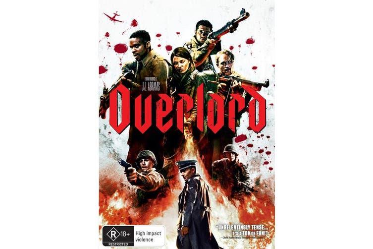 Overlord DVD Region 4