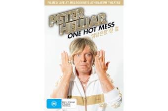 Peter Helliar One Hot Mess DVD Region 4