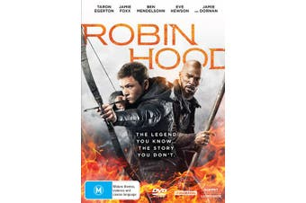 Robin Hood DVD Region 4