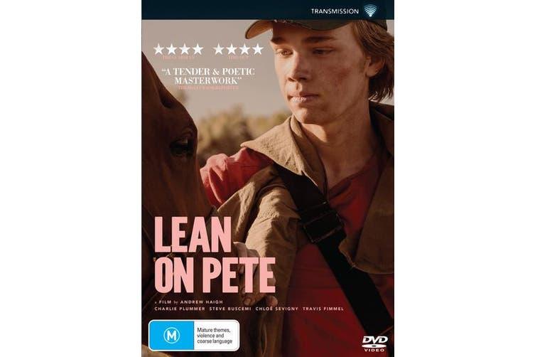 Lean On Pete DVD Region 4