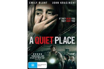 A Quiet Place DVD Region 4