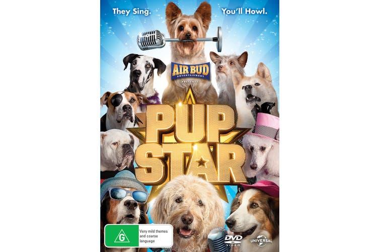 Pup Star DVD Region 4