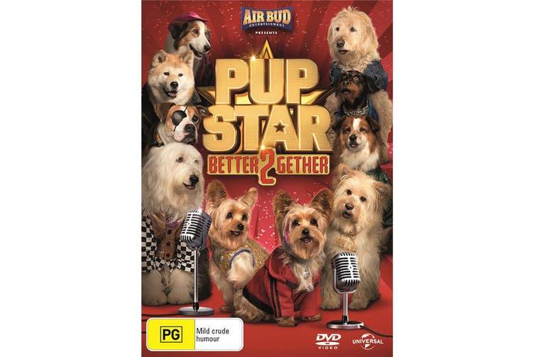 Pup Star Better Together DVD Region 4