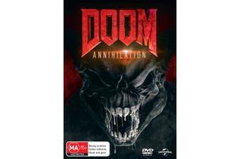 Doom Annihilation DVD Region 4