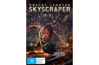 Skyscraper with Digital Download DVD Region 4
