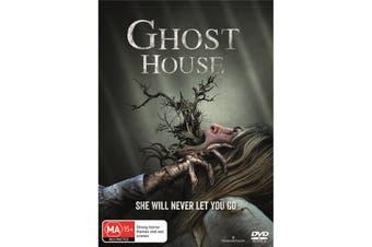 Ghost House DVD Region 4