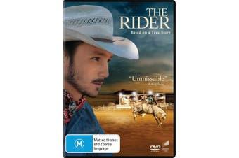 The Rider DVD Region 4