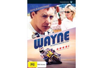 Wayne DVD Region 4