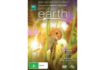 Earth One Amazing Day DVD Region 4