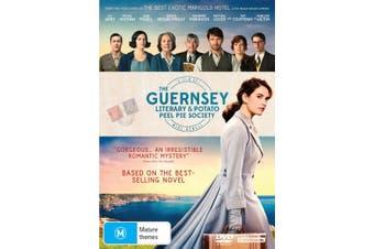 The Guernsey Literary and Potato Peel Pie Society DVD Region 4