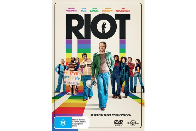 Riot DVD Region 4