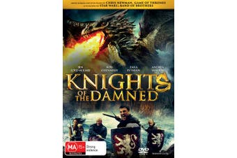 Knights of the Damned DVD Region 4