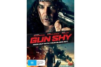 Gun Shy DVD Region 4