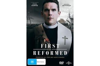 First Reformed DVD Region 4