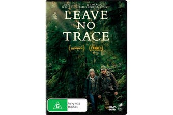 Leave No Trace DVD Region 4