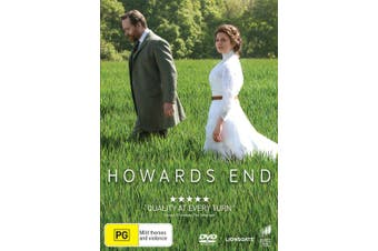 Howards End DVD Region 4