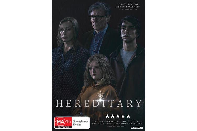 Hereditary DVD Region 4