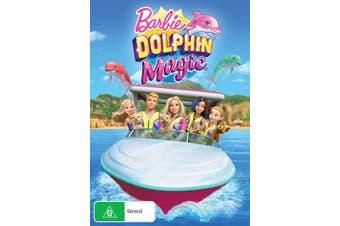 Barbie Dolphin Magic DVD Region 4