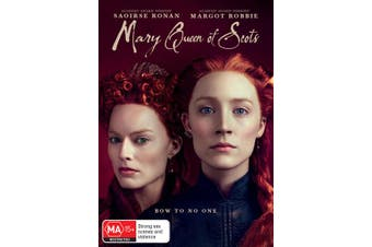 Mary Queen of Scots DVD Region 4