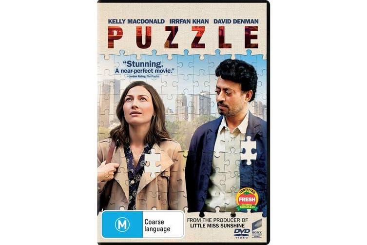 Puzzle DVD Region 4