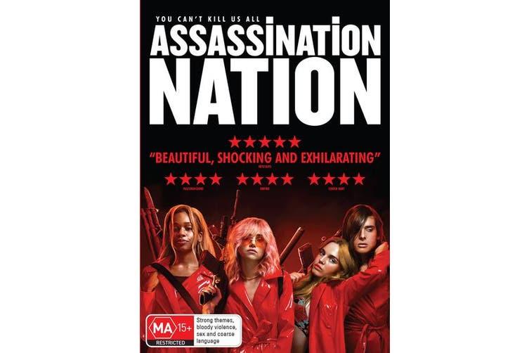Assassination Nation DVD Region 4