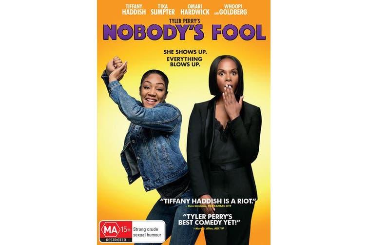 Nobodys Fool DVD Region 4